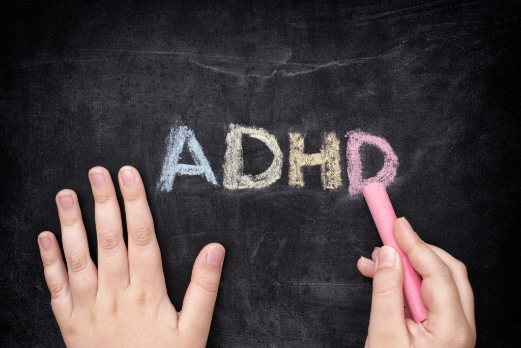 ADHD four dreaded letters that all parents want to avoid
